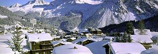 Winter in Arosa - Holidays in Switzerland